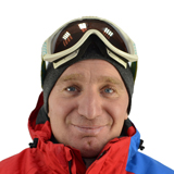 Profile Vladimir Kalpachki ski instructor