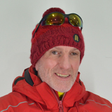 Profile Simon Hackney ski instructor
