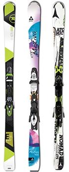Standard ski Image.