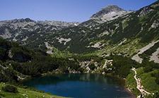 Mountain Lake Okoto image.