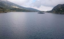 Mountain Popovo Lake image