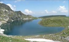 Rila Mountain Lake Babreka image
