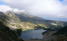 Pirin Mountain Tevnoto Lake image