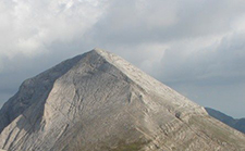 Mountain peak Vihren image